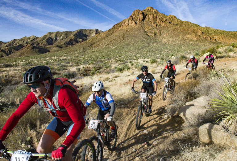 El Paso Puzzler Mountain Bike Race