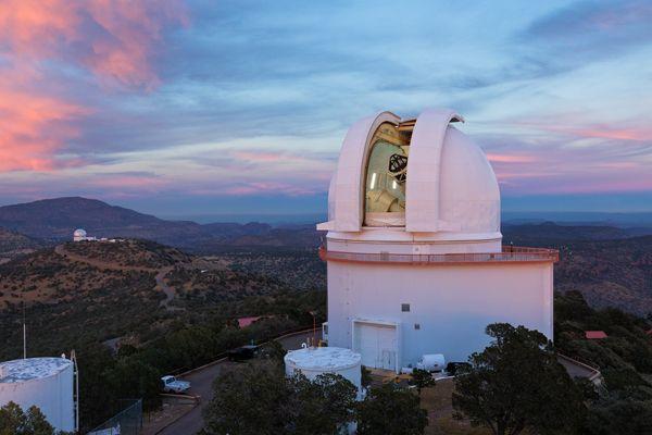 Mcdonald observatory 233 0