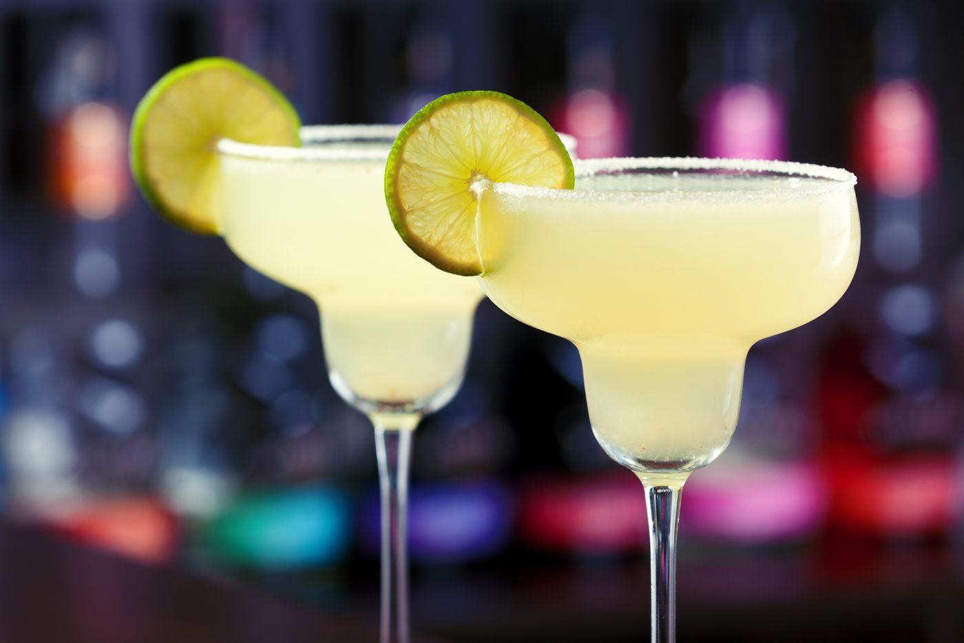 5 Margarita Hot Spots