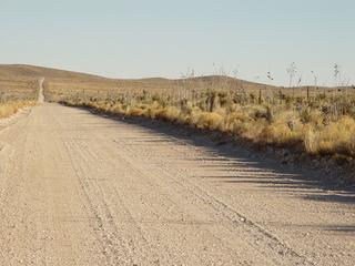 Desert Road 1