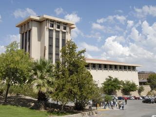 UTEP Bldg/Campus