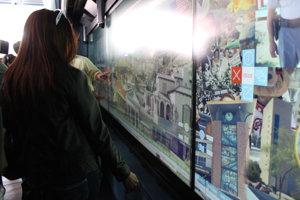 Digie 3-D Digital Wall