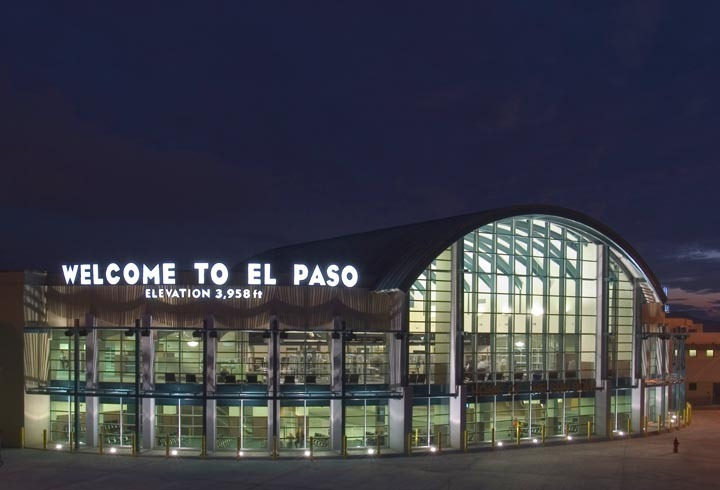 Hotels By El Paso International Airport