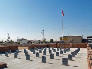 Concordia Cemetery-Buffalo Soldiers Memorial