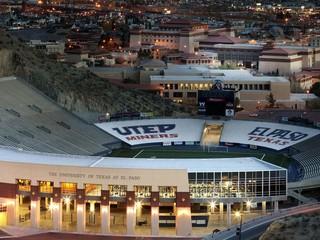 University of Texas at El Paso-Sun Bowl Stadium