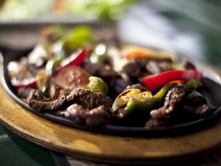 Mexican Food-Fajitas