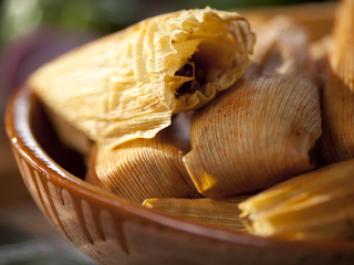 Mexican Food-Tamales