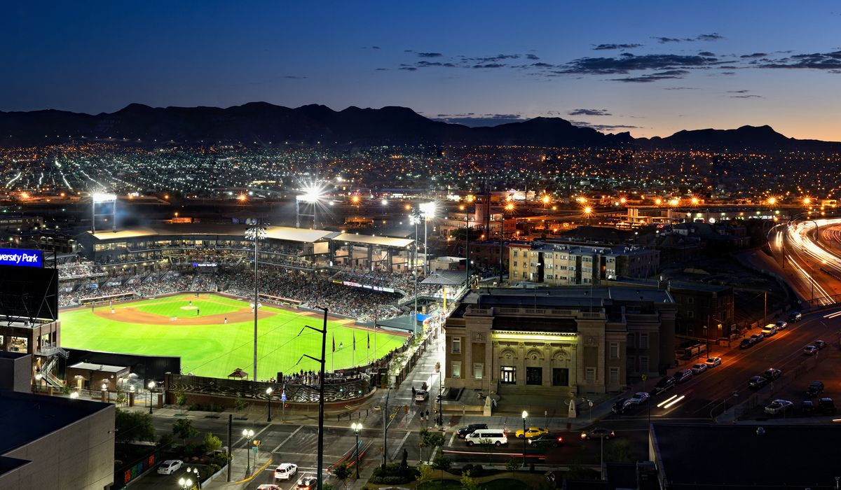 El Paso is a picturesque city in the western area of Texas. It's located along the Rio Grande, which places it across the border from Mexico. El Paso is home to , people as well as to Franklin Mountains State Park, the biggest urban park in the country.