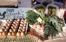 Upper Valley Artist and Farmers Market