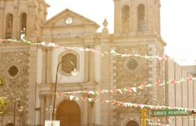 Misión de Guadalupe y Catedral