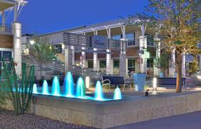 The Fountains at Farah