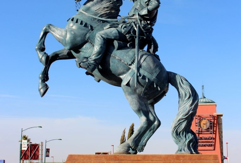 The World's Largest Equestrian Bronze
