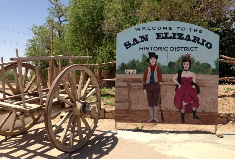 San Elizario Walking Tour