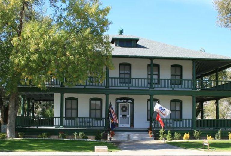 Pershing House