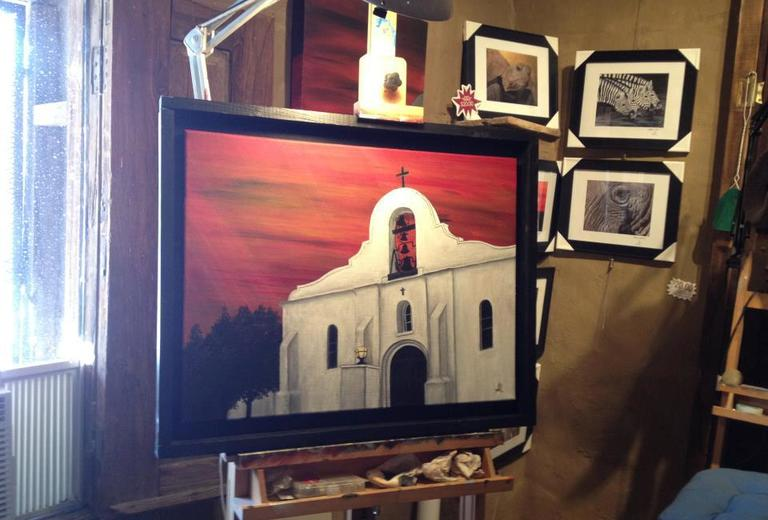 San Elizario Art Galleries