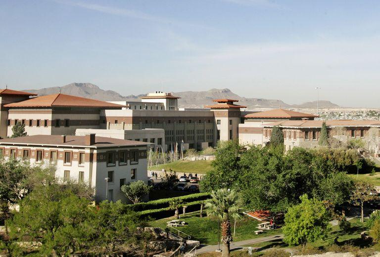 The University of Texas at El Paso Walking Tour