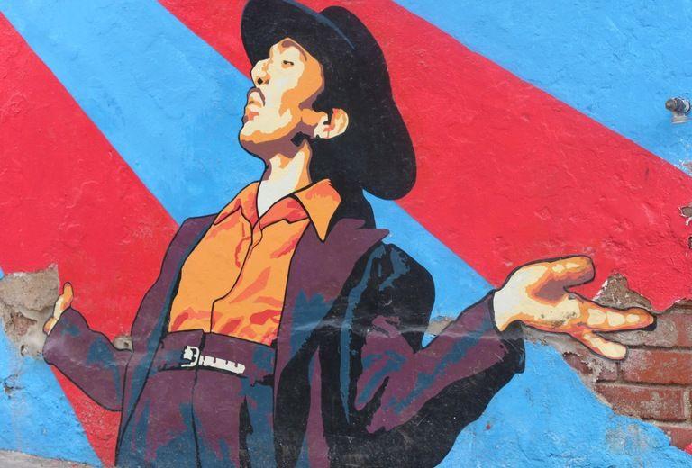 Segundo Barrio Murals