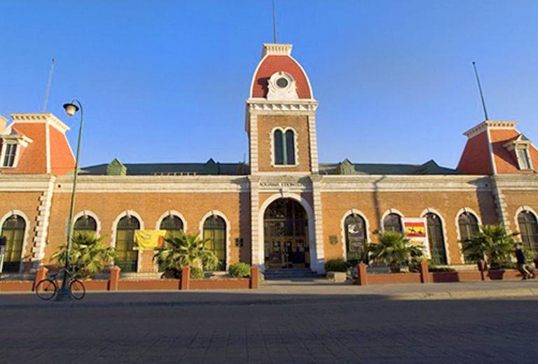 Museo Historico de Ciudad Juarez