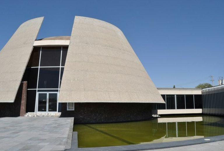 Museo de Arte e Historia del INBA De Ciudad Juarez