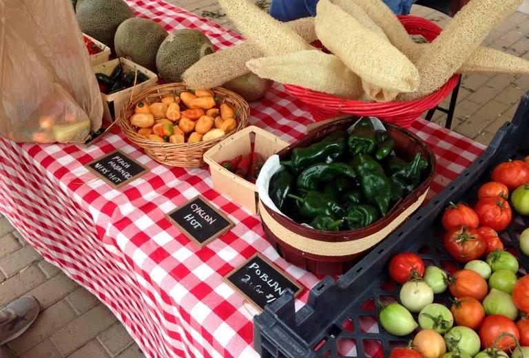 El Paso Downtown Artist & Farmers Market