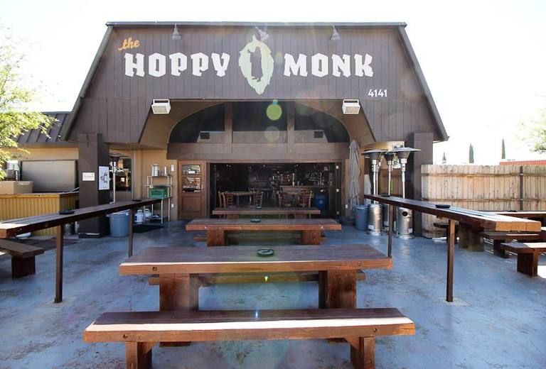 Hoppy Monk