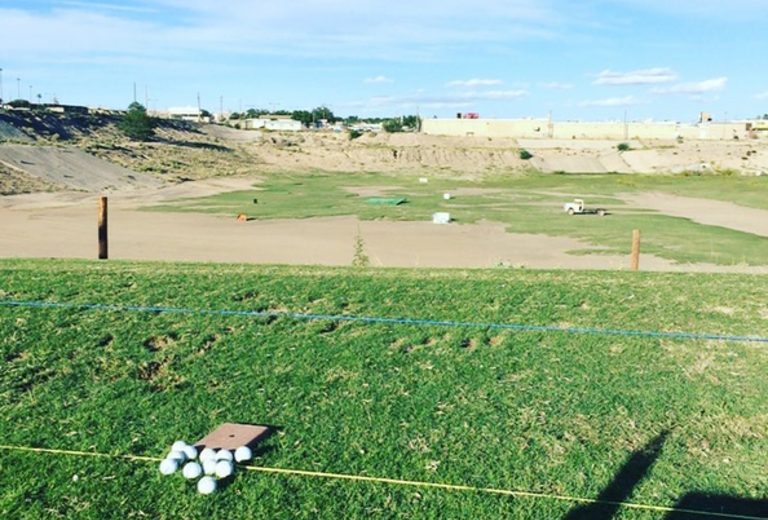 Desert Eagle Golf Driving Range