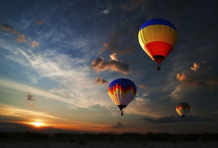 KLAQ  International Balloonfest