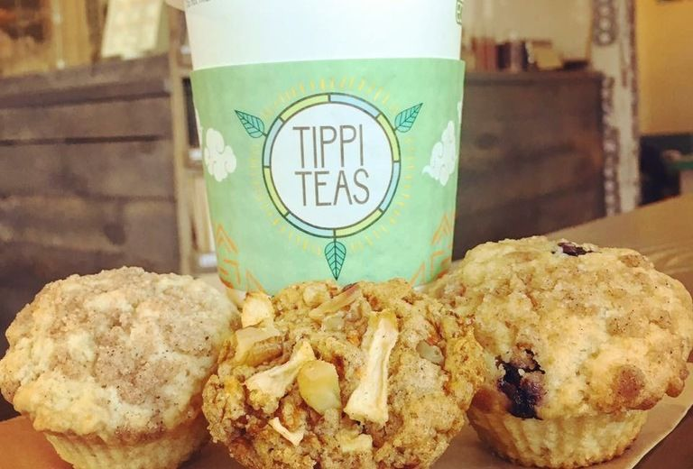 FIll Your Cup:  Tippi Teas