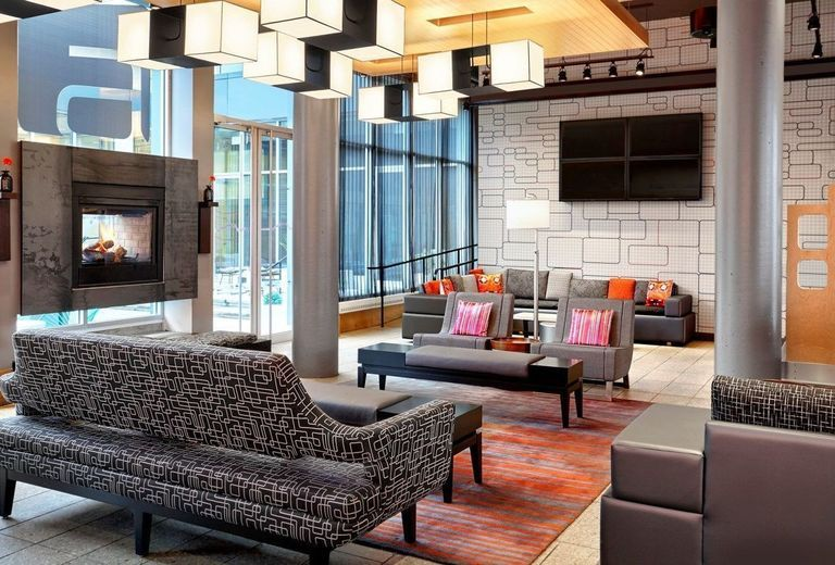 Stay a While:  Aloft Hotel