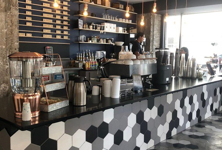 Wake Up:  District Coffee