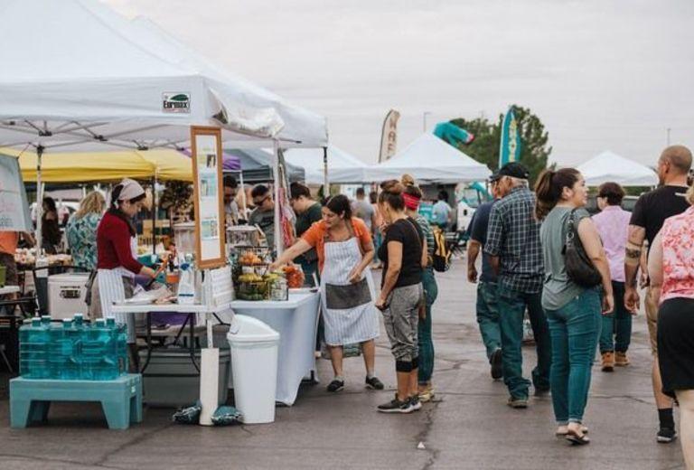 Upper Valley Artist & Farmers Market