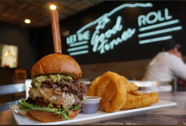 RockStar Burger Bar