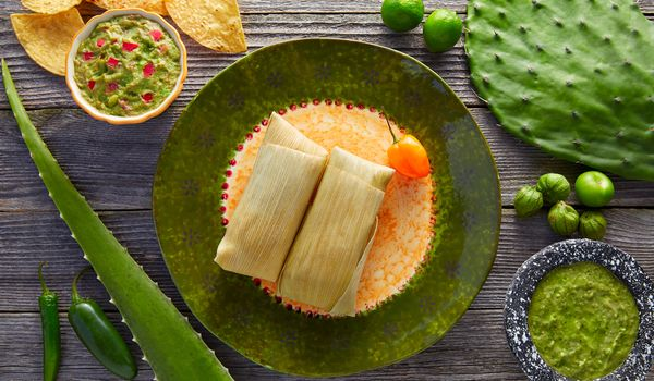The Tamale:  A Holiday Tradition